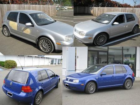 Volkswagen-Gulf