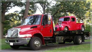 Heavy truck repair services